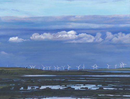Windfarm 1 ( Pett Level)